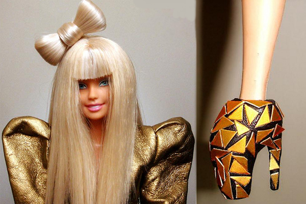 Lady GaGa 'Barbie' dolls