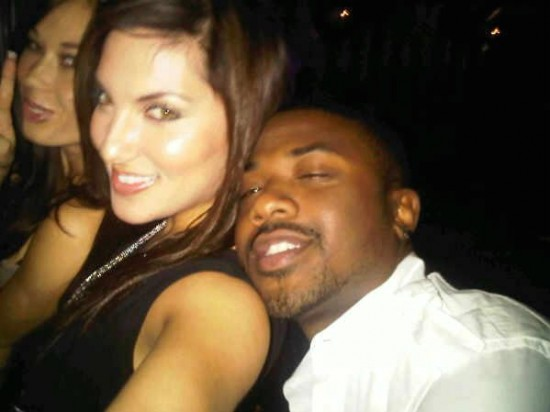 is ray j dating mz berry