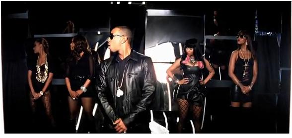New Music Video Ludacris My Chick Bad Remix Ft Diamond