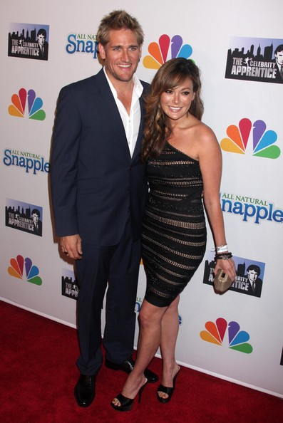 Curtis Stone. Curtis Stone and Lindsay Price