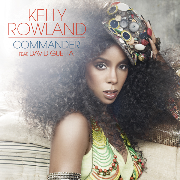 commander kelly rowland album cover. Kelly Rowland Commander