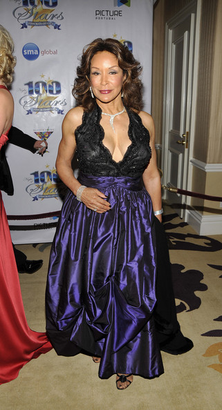 Freda Payne at the '20th Annual Night of 100 Stars Oscar Gala' in the Crystal Ballroom on March 7 in  California. (Photo by John M. Heller/Getty Images)