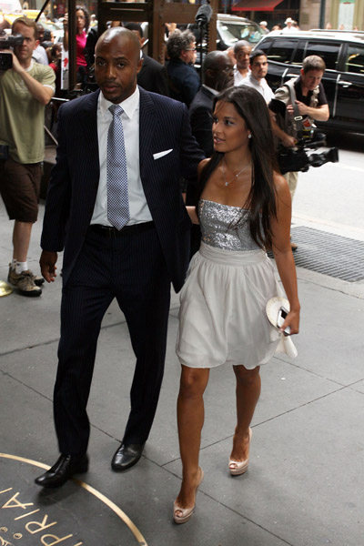 Photos From Carmelo Anthony And LaLa Vazquezs Wedding