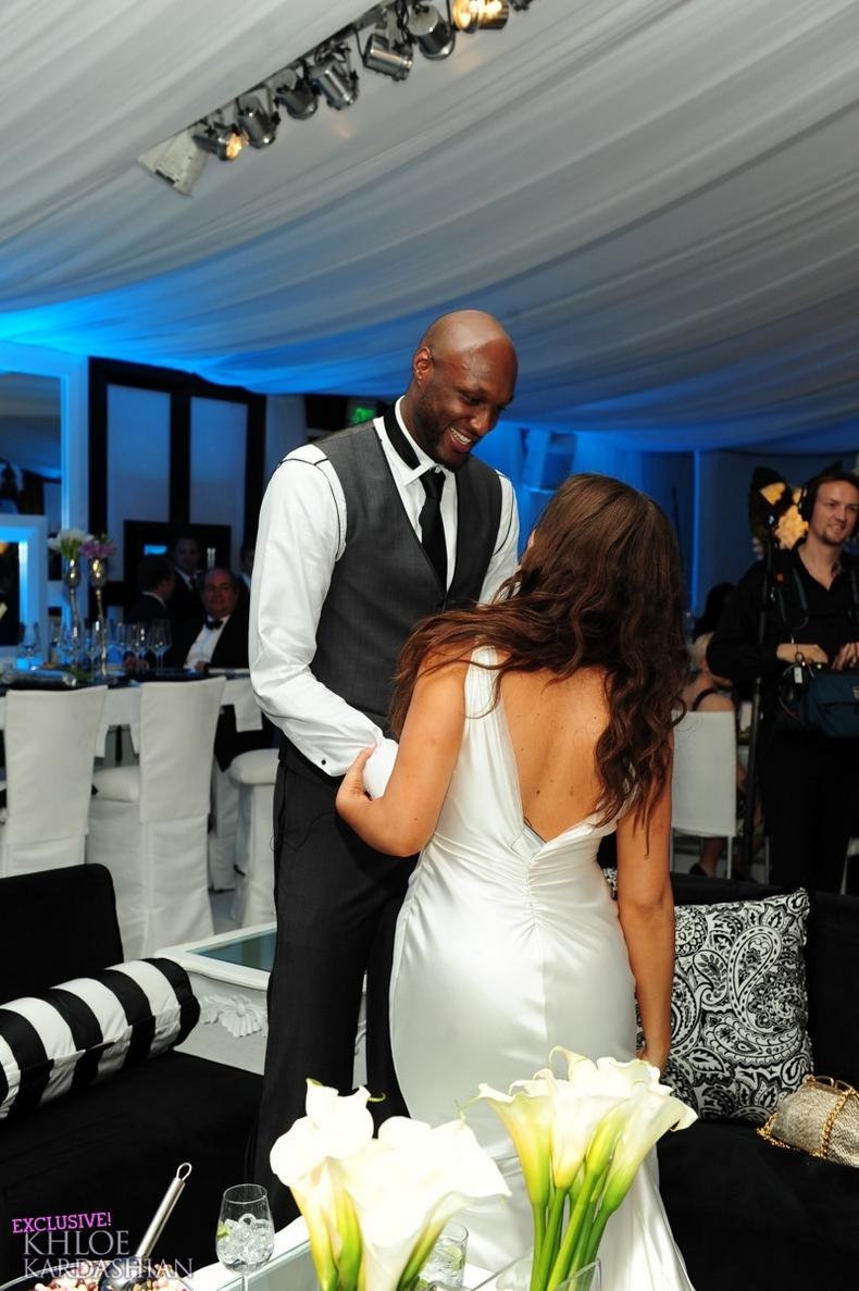 Gallery Enlarged Khloe Kardashian Lamar Odom Wedding Anniversary Exclusive Photos 0927101