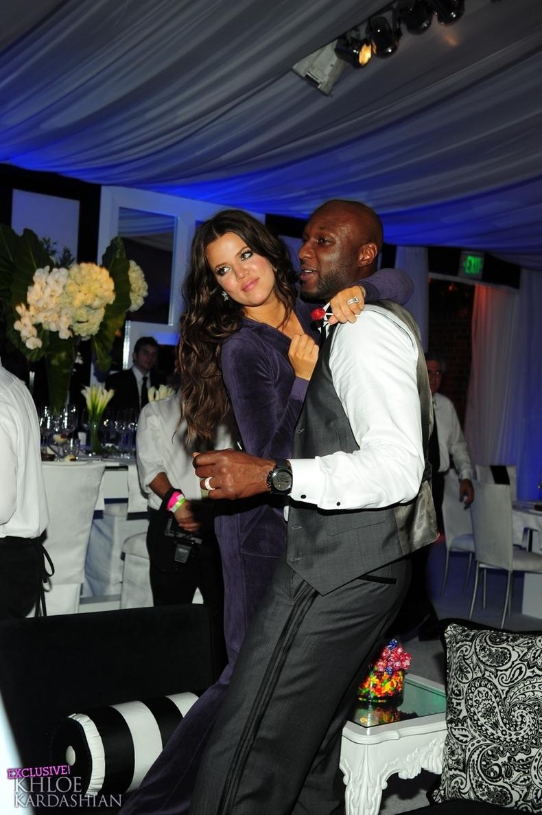 Khloe Kardashian Blog Are Khloe Kardashian And Lamar Odom Compatible