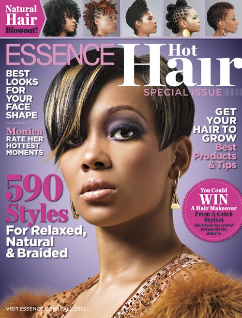 love monica or hair then this magazine is just what you need monica ...