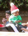 sandra bullock and louis christmas 8