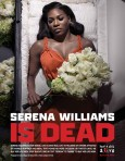 serena williams  is dead