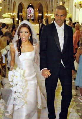 Why did eva longoria get divorced