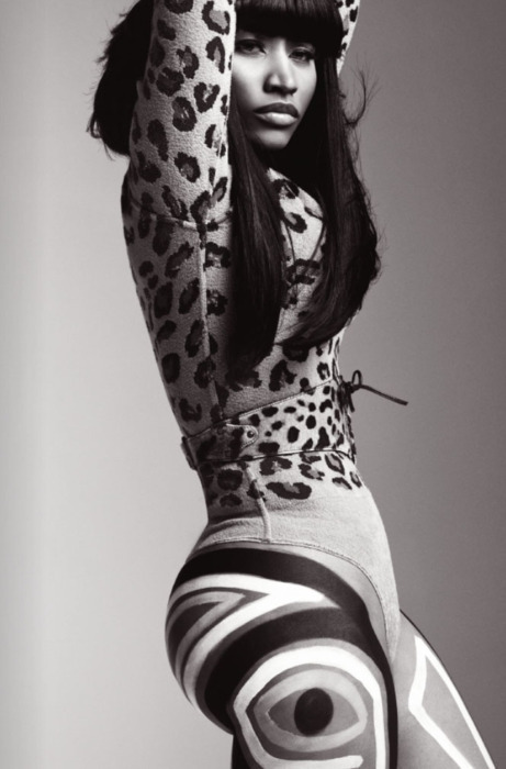 Nicki-Minaj-V-Magazine-Photo-shoot-4