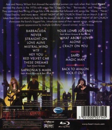heart back dvd