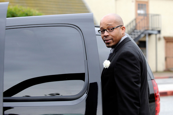 Photos Of Celebrities Attending Nate Dogg's Funeral Service