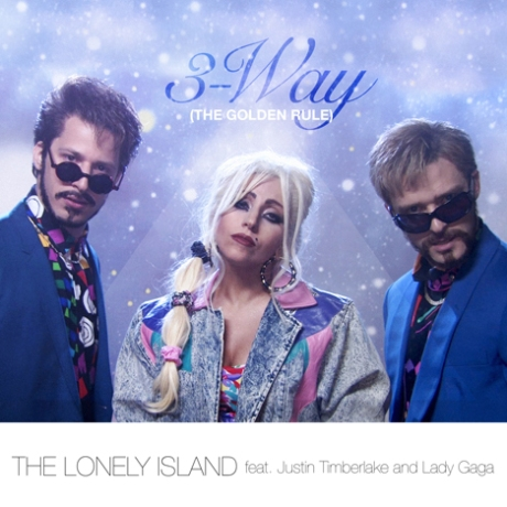 3-Way (The Golden Rule) ft. Justin Timberlake & Lady Gaga