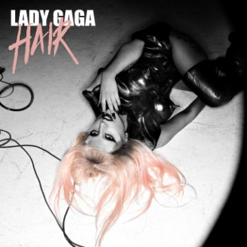 lady gaga hair album cover. Lady Gaga promised her fans