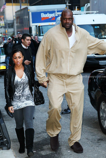 is hoopz and shaq still dating