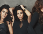 Khloe, Kourtney  And Kim Kardashian's Photo Shoot With Anne Leibovitz