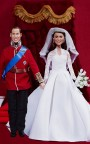"""Prince William And Kate Middleton """"Wedding Day"""" Dolls ForSale"""