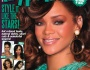 Rihanna Covers October Issue Of 'Hype Hair'