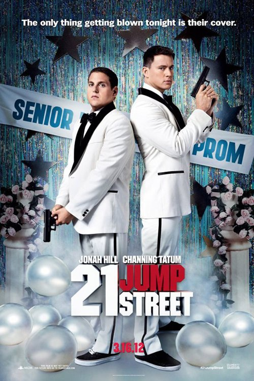 Movie Poster Reveal: '21 Jump Street'21 Jump Street Wallpaper Jonah Hill