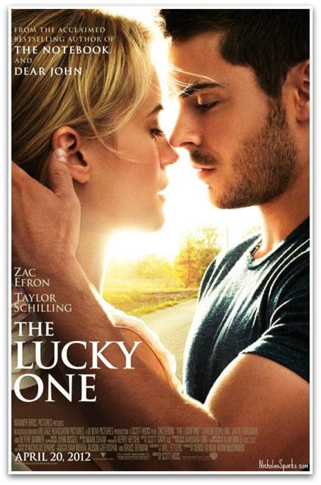 Movie Trailer: 'The Lucky One' Starring Zac Efron |