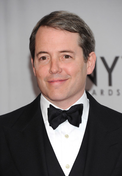 getty- matthew broderick