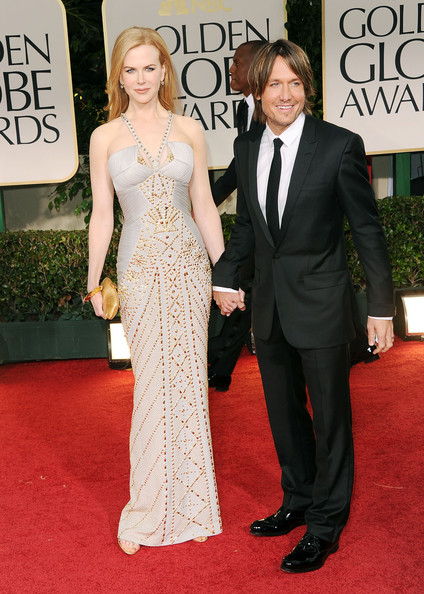 nicole kidman keith urban golden globe