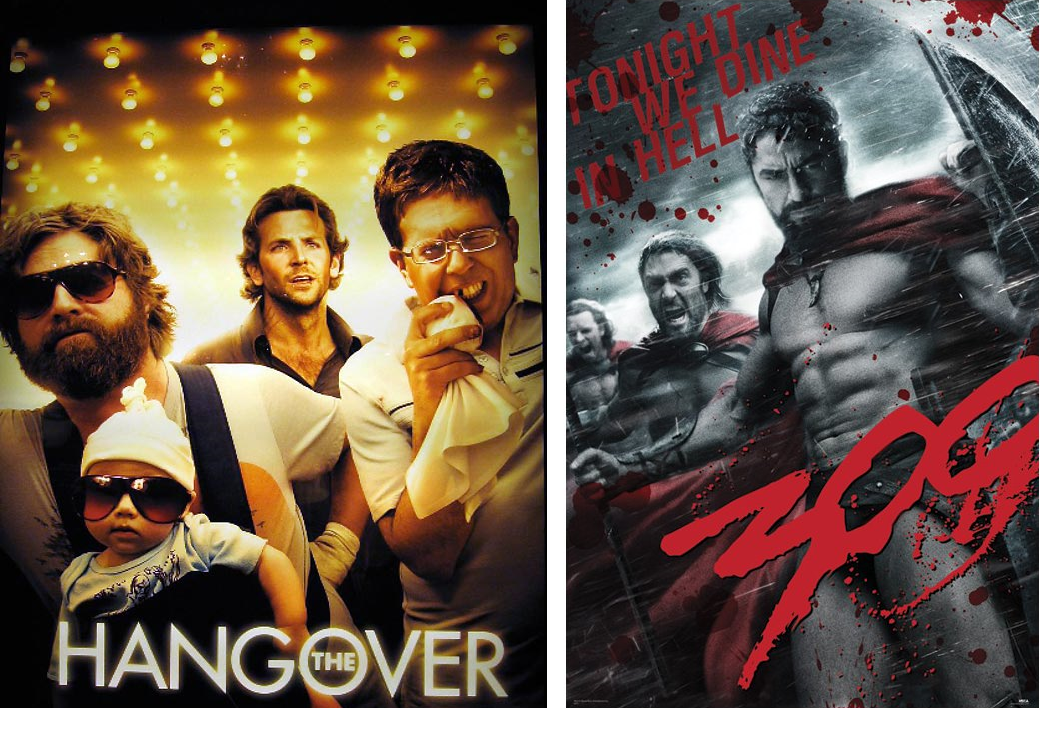 Hangover' & '300' Sequels to be Released in Summer 2013 |