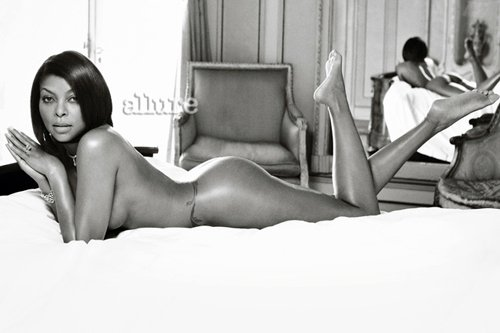 Taraji P. Henson, Maria Menounos, Debra Messing Pose Nude All for ...