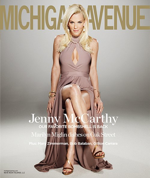 Mccarthy playboy 2012 Jenny