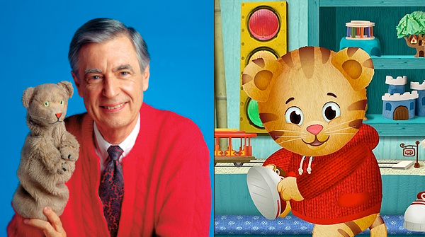 Daniel The Animated Tiger To Replace Mr Rogers