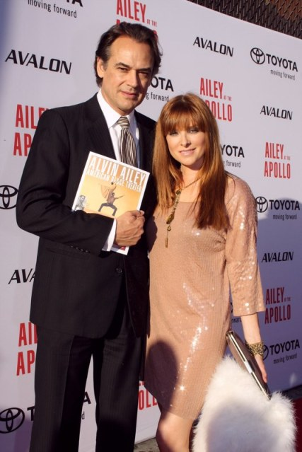 ATWT Stars Jon Lindstrom & Cady McClain are Engaged!