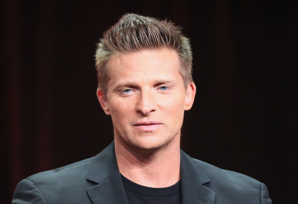 steve burton wife
