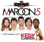 Maroon 5 to Tour with Kelly Clarkson This Summer