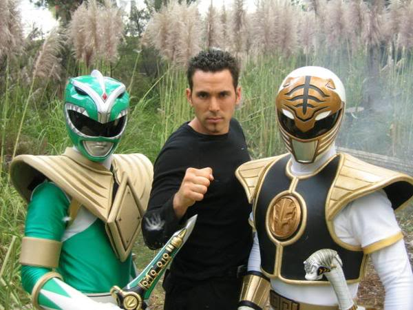 "Jason David Frank to Reprise 'Green Ranger' Role on ""Power Rangers"