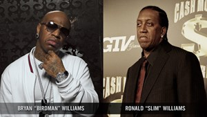 """Broadcast Music, Inc. (BMI) to honor Cash Money's Bryan """"Birdman"""" Williams and Ronald """"Slim"""" Williams with the Icon Award."""