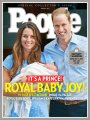 Duchess of Cambridge and Prince William, & Royal Baby CoverPEOPLE