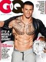 Colin Kaepernick Talks Football with GQMagazine