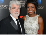 George Lucas, Mellody Hobson Welcome Baby Girl!