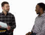 Justin Timberlake Interviews Anthony Mackie [Video]