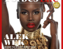 Model Alek Wek Covers 'Forbes Life' Africa[October]