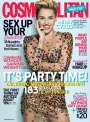 Miley Cyrus for COSMOPOLITAN Magazine [Dec. '13]