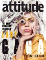 Lady Gaga Covers 'attitude' Magazine [December'13]