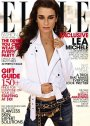 Lea Michele in ELLE Magazine [December2013]