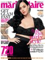 "Katy Perry Talks ""Roar"" and Miley Cyrus with 'Marie Claire Australia'"