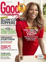 Queen Latifah Fronts January Issue of Good Housekeeping