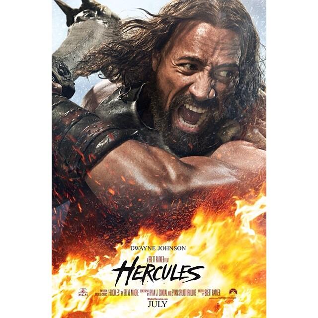 Hercules (2014) Poster