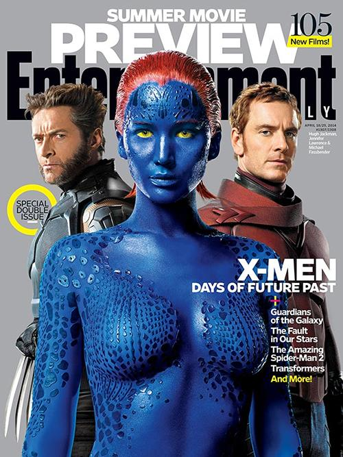 Get Ready For X Men Days Of Future Past