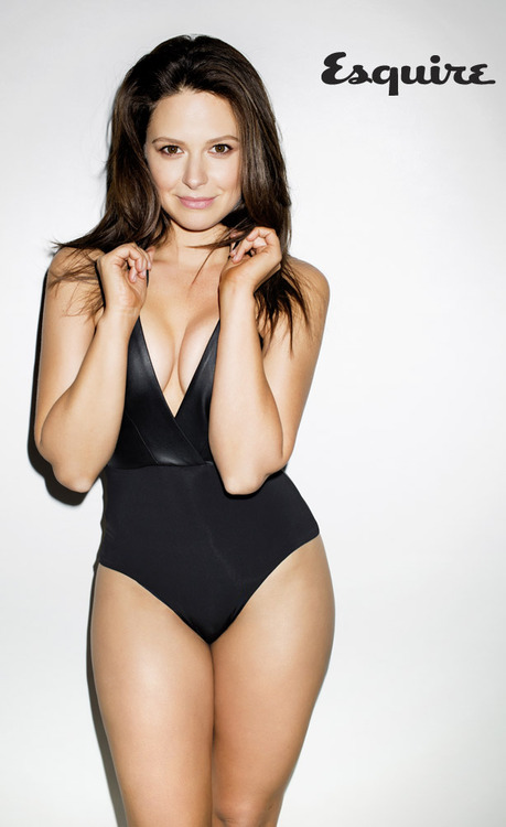 Scandal's Katie Lowes Shows Off Her Sexy Side for ESQUIRE