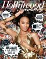 Zoe Saldana Covers 'The Hollywood Reporter'