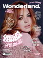 Lindsay Lohan for 'Wonderland Magazine'